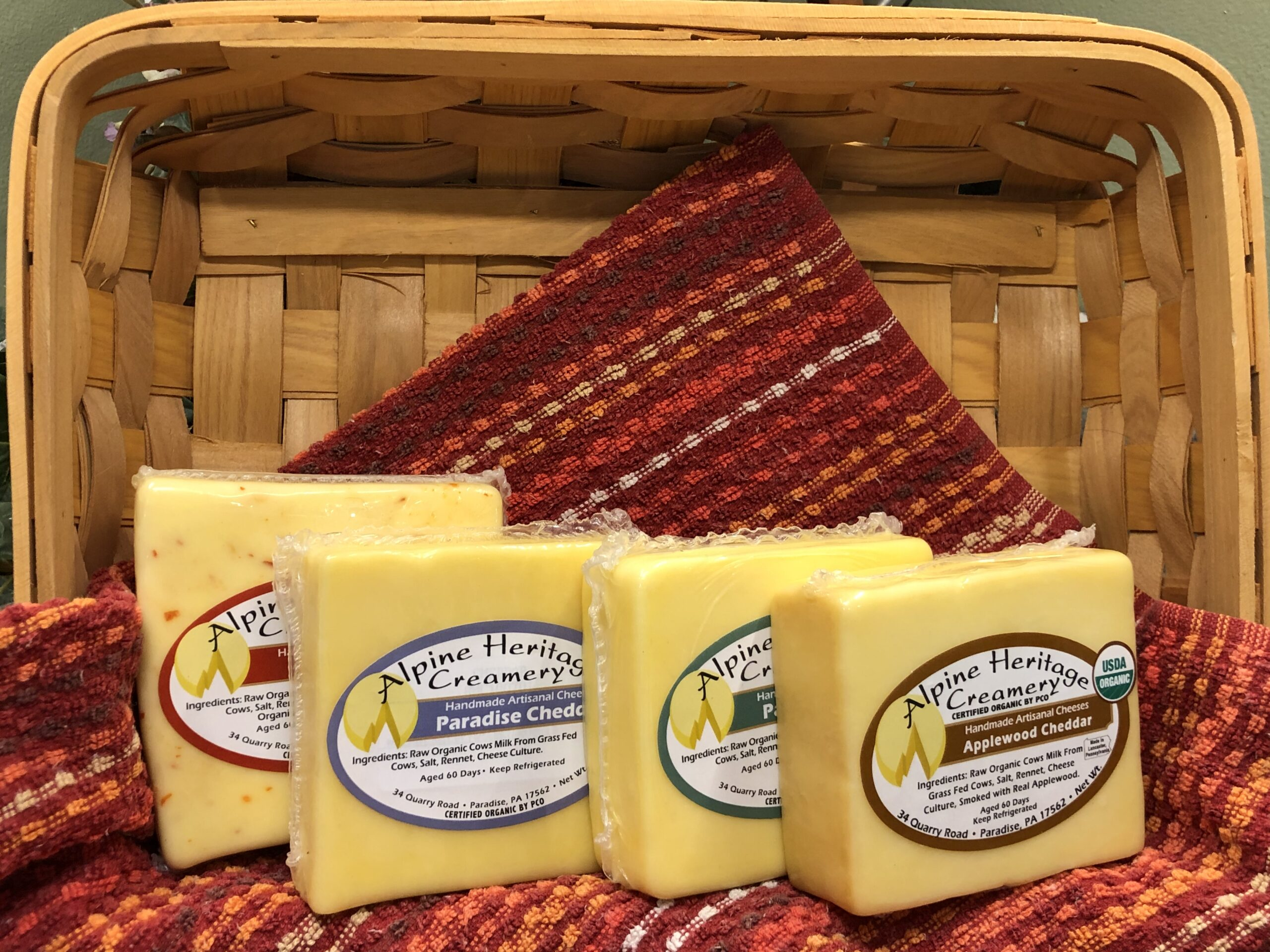Cheese Bundles
